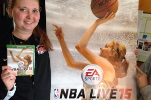 NBA Live 15: EA Sports honors terminal cancer-stricken player with personalized cover