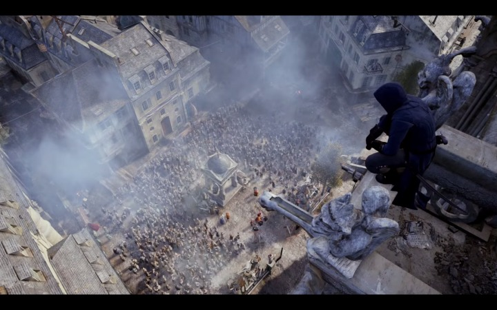 Assassin's Creed Unity Is A Freemium Game You Pay $60 For