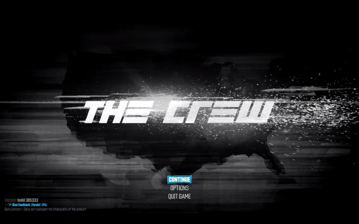 Ubisoft Confirms Open Beta for The Crew