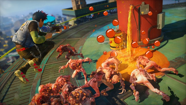 Get Sunset Overdrive for Free