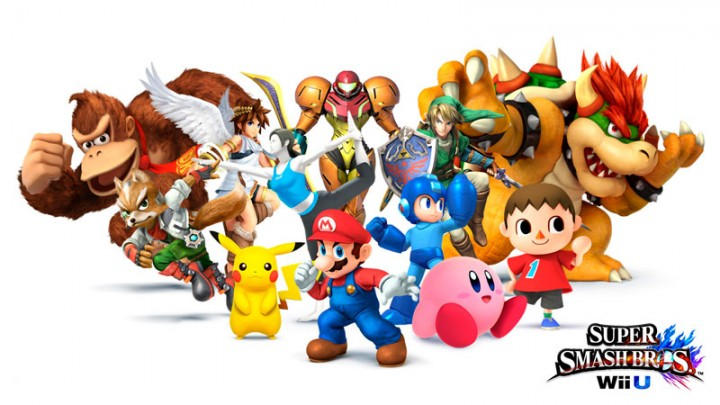 Super Smash Bros. Pre-loads Now Available
