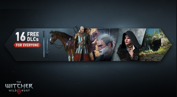 Witcher 3 Will Have 16 DLC Packs, And They're All Free!