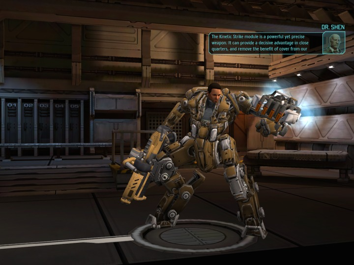 Pick up the call Commander because XCOM: Enemy Within is now on mobile