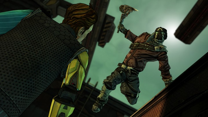 New Tales from the Borderlands Trailer Released