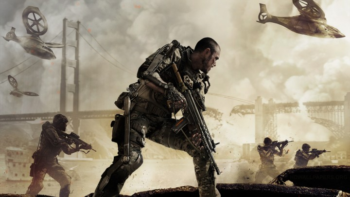 Call of Duty, other action games increase learning capacity, new study says