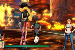 Get 15 free DLC packs with the ONE PIECE: Unlimited World Red Prestige Edition