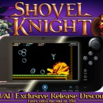 Yacht Club Games announces the Shovel Knight Cross Platform Discount for the 3DS and Wii U