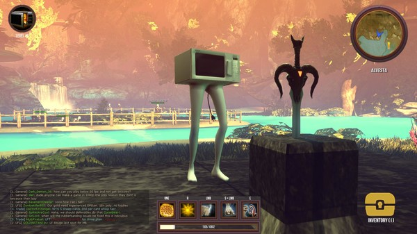 Goat Simulator MMO Expansion Arriving Next Week