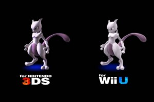 Nintendo of Europe and America site hint that Mewtwo may become a paid DLC character