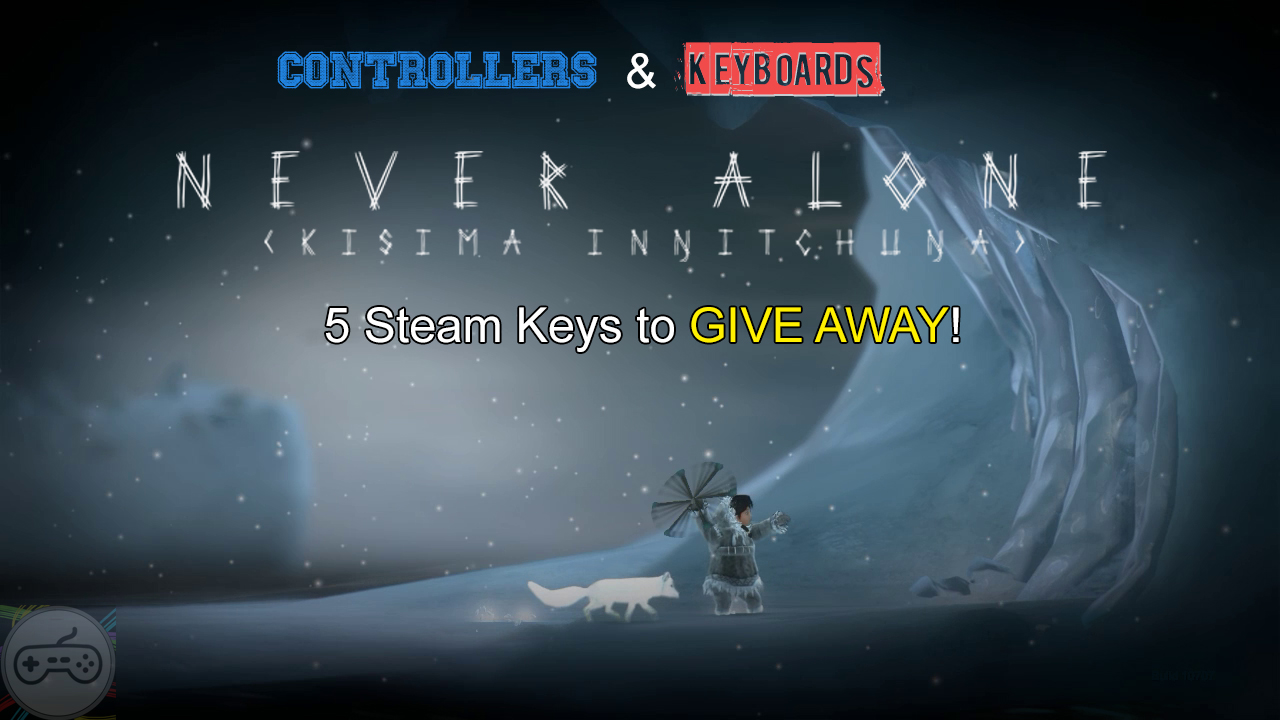 Controllers & Keyboards Giveaway: Five Steam Copies of Never Alone