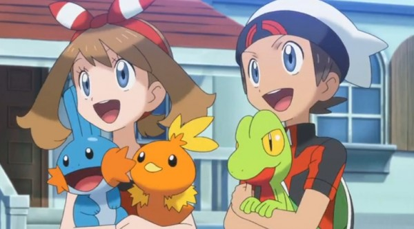 Pokemon's Omega Ruby and Alpha Sapphire Short Released