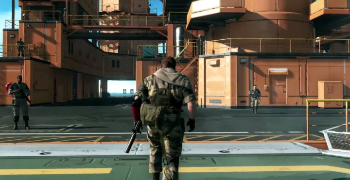 Kojima Reveals It's Important to Recruit Multilingual Soldiers for Mother Base in The Phantom Pain