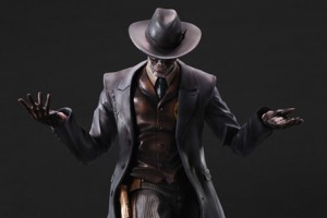 Square Enix Confirms Price and Release Date for Play Arts Kai's Skull Face Action Figure