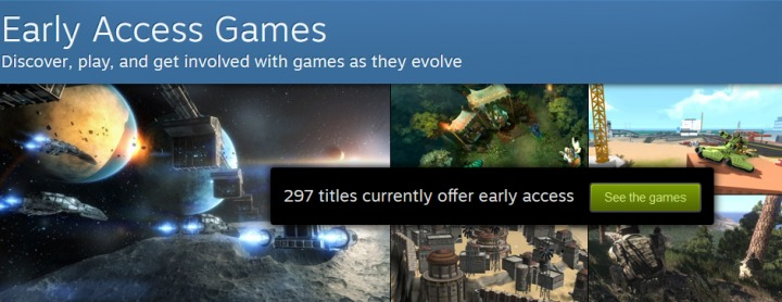 Valve Revising Policies For Early Access Games