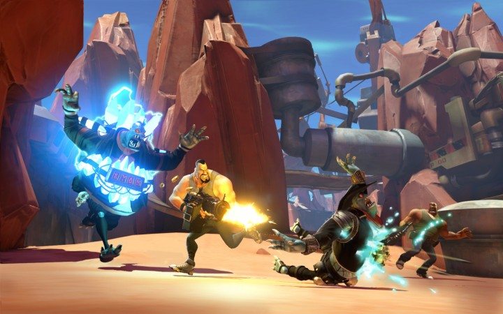 Take the fight back to the machine with the Loadout: Enter the Kroad trailer