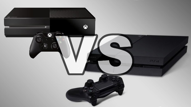 Will PS4 or Xbox One survive a 15ft drop? Loser gets chainsaw.