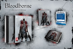 Sure the Bloodborne Collector's Edition won't be much use in a fight, but hey it'll looks nice on your self.