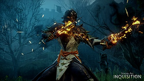 Players can now download the Dragon Age: Inquisition Deluxe upgrade and new multiplayer maps
