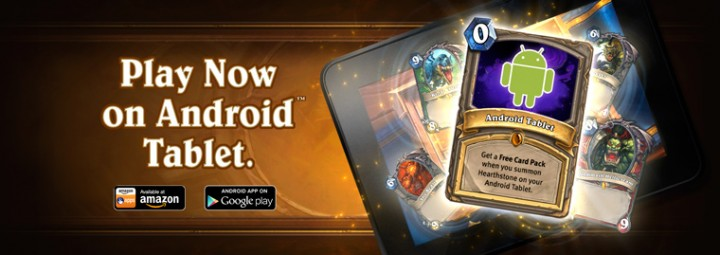 Hearthstone is now available to Android users in Australia, Canada and New Zealand