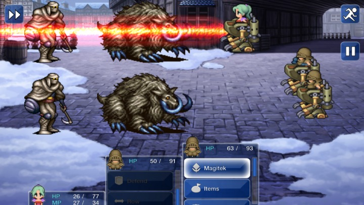 Square Enix Announces Holiday Sale for iOS and Android Devices