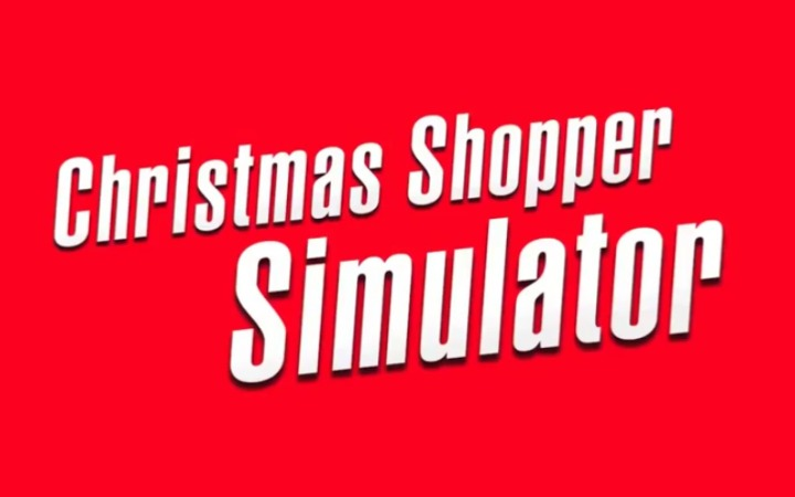 GAME releases free game about shopping – Christmas Shopper Simulator