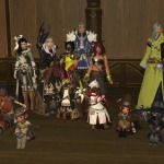 FFXIV placed Character Restrictions due to PSN Difficulties