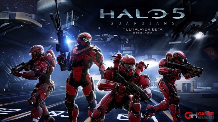 Gamer Headlines Presents – Halo 5: Guardians Multiplayer Beta Live