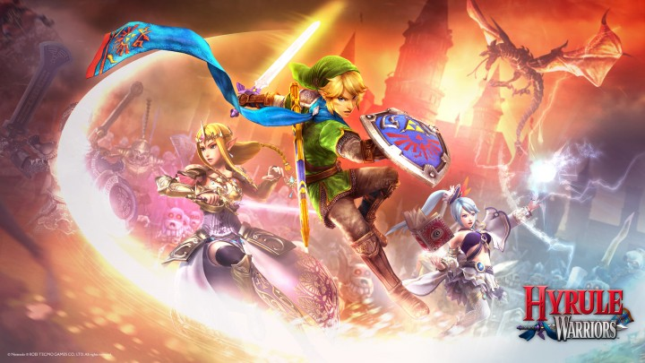 Hyrule Warriors Gets a 3DS Version in Japan