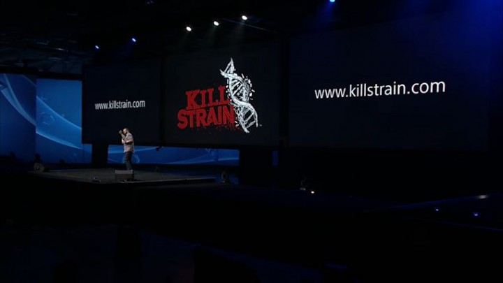 Kill Strain, free-to-play Game coming to PS4 in 2015