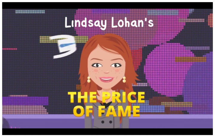 Lindsay Lohan Releases Video Game