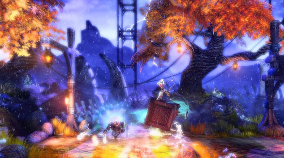 Trine Enchanted Edition Coming to PS4 this Month