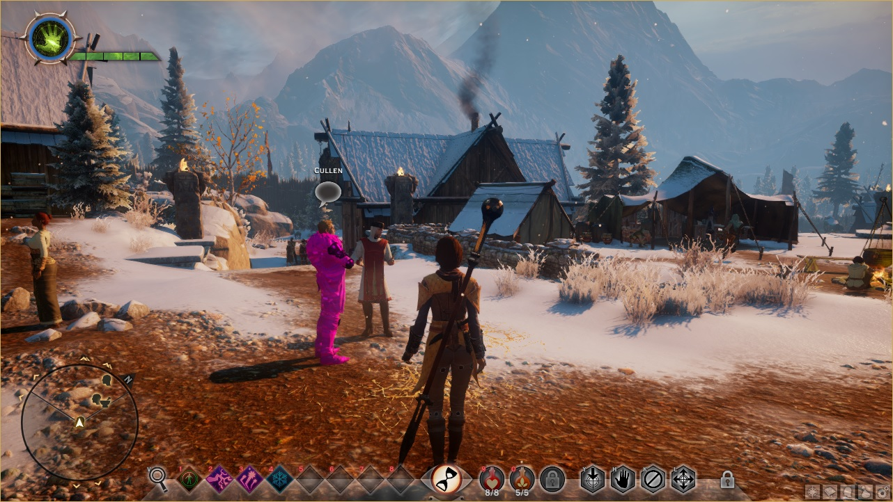 Dragon age inquisition save