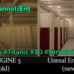 Video compares Engine Graphics in Titanic Honor and Glory