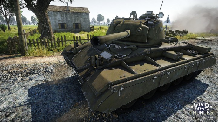War Thunder Gets New DLC on PS4 to Celebrate First Birthday