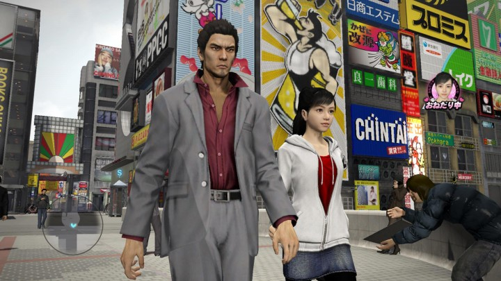 Yakuza 5 Also Coming To Europe In 2015