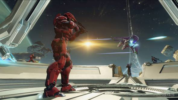 The Master Chief Collection Receives Another Patch