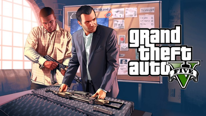 Details for GTA V's Heist DLC Leaked