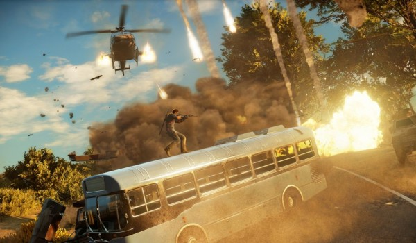 Just Cause 3 New Screenshot 2