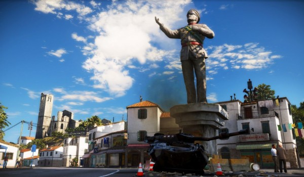 Just Cause 3 New Screenshot 3