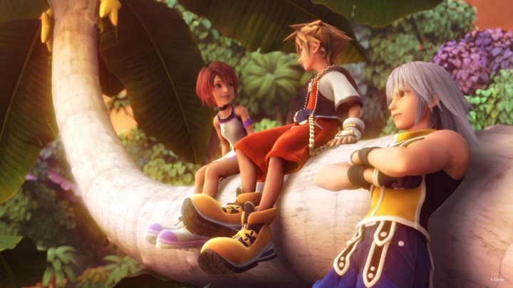 Kingdom Hearts HD 2.5 Remix – Now Available