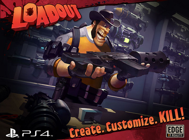 Loadout Gets a Release Date on PS4