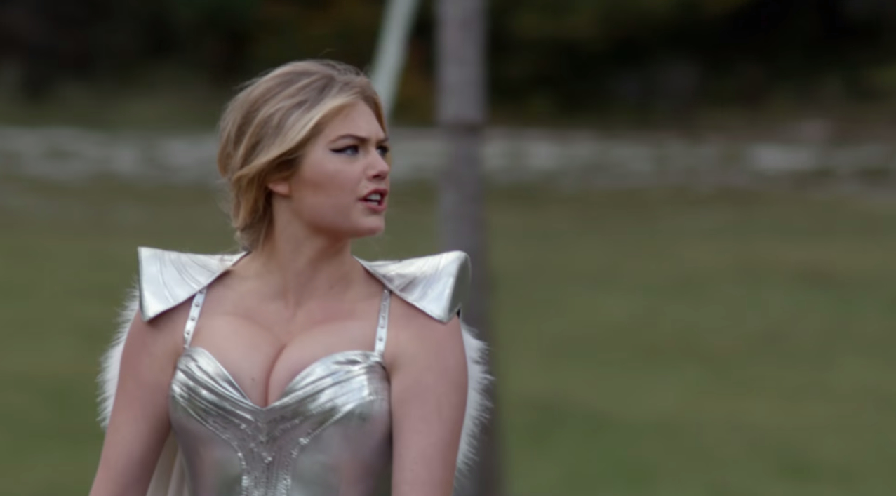 Mobile game commercial - Second Game Of War Fire Age Commercial Featuring Kate Upton Released