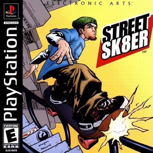 Street Skater Currently Free On PSN