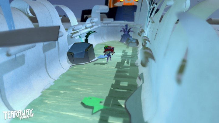 New Tearaway Unfolded Trailer Showcases Transition to PS4
