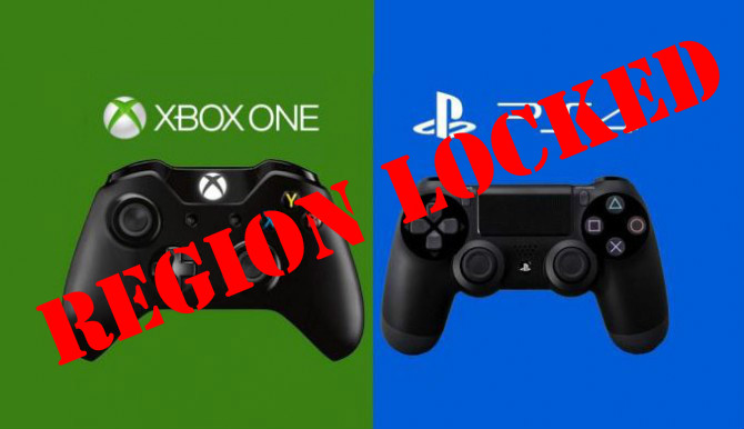 Chinese Government Region Locking Xbox One and Playstation 4
