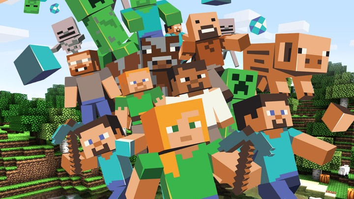 Minecraft's Getting A Lot More Content Including Shields And A Second Hand