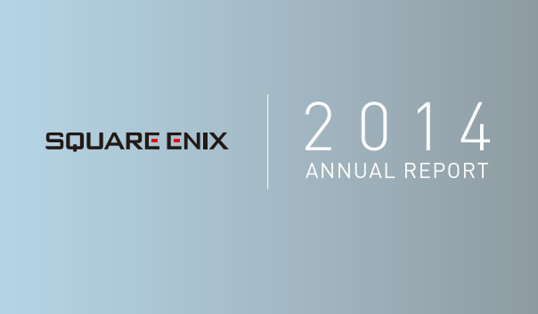 Analysis on Square Enix Annual Report 2014