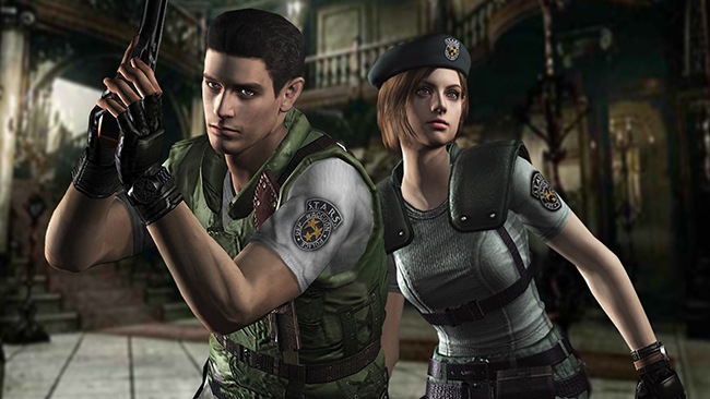 Capcom Releases new Video in Celebration of Resident Evil's 20th Anniversary